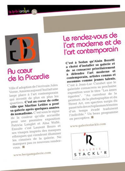page 34 ARALYA média intéractif sur l'art contemporain