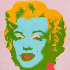 Andy Warhol - marylin n°29 serigraphie, sunday morning