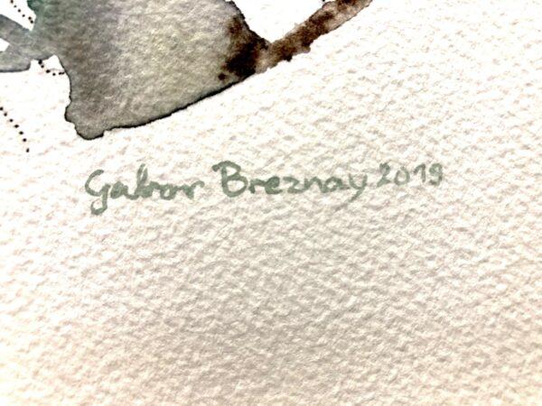 Etude Rimbaud 2 (Gabor Breznay)