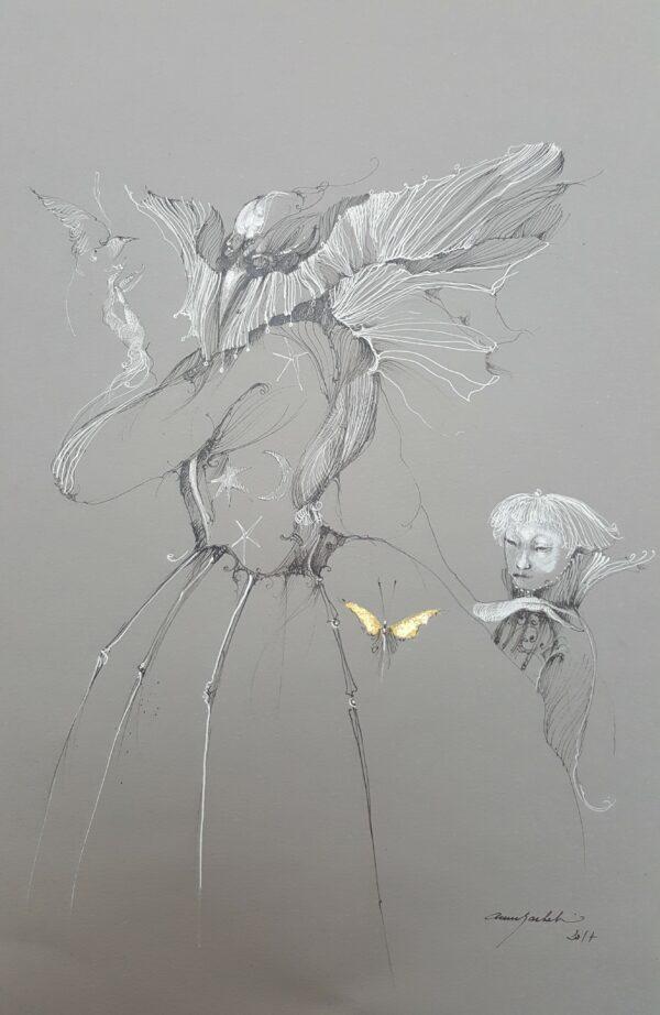 La duègne (Anne Bachelier)