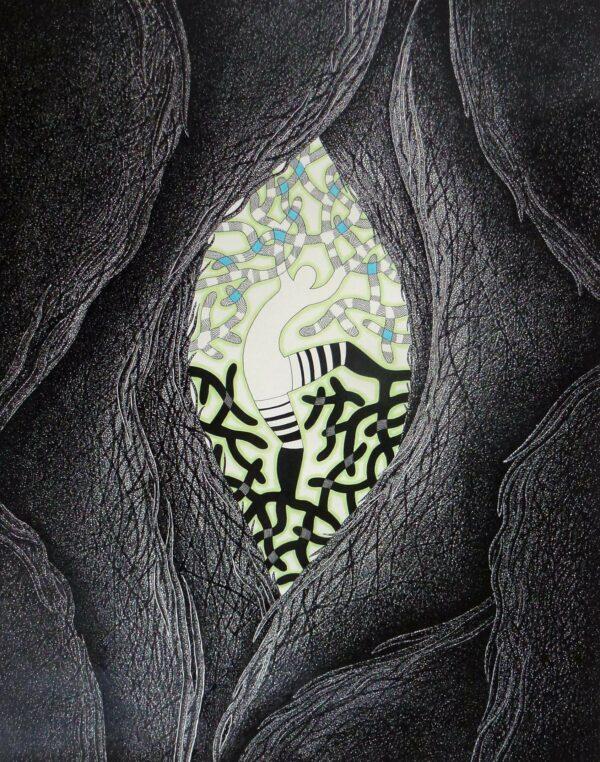 Les soubresauts de l'aube (Michèle Caranove)