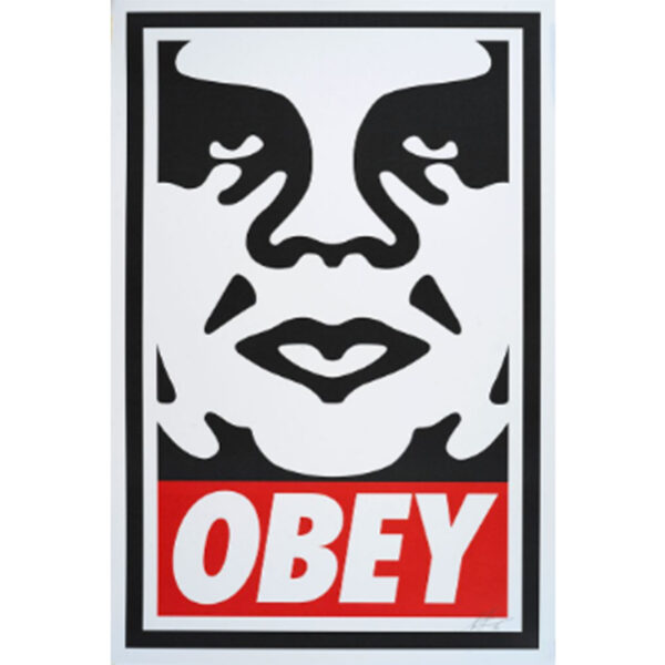 OBEY icon (Shepard Fairey - Obey)