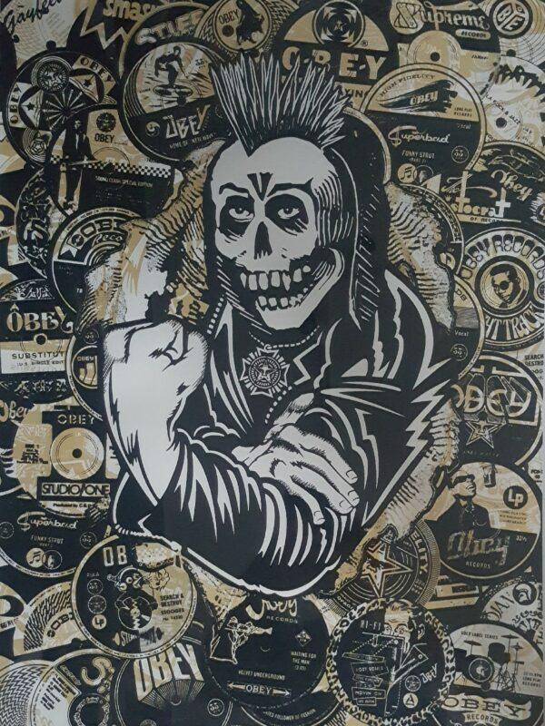 Psycho Posse (Shepard Fairey - Obey)