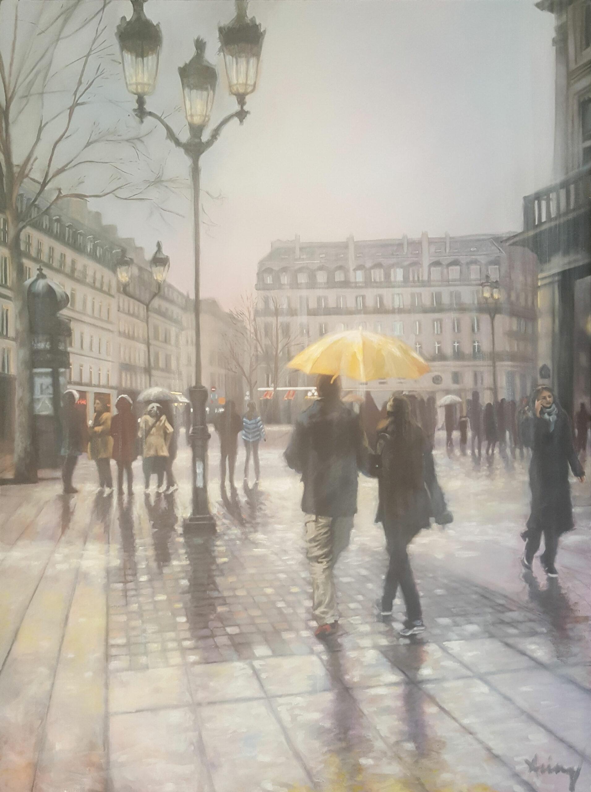 Raining love (Kimberly ARING)