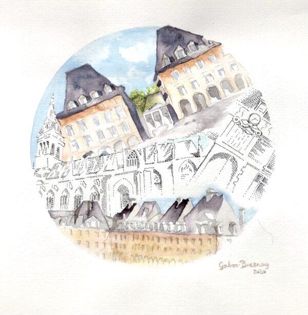 Toits de Charleville (Gabor Breznay)