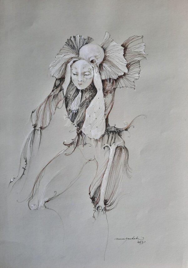 miroir, oh mon miroir (Anne Bachelier)