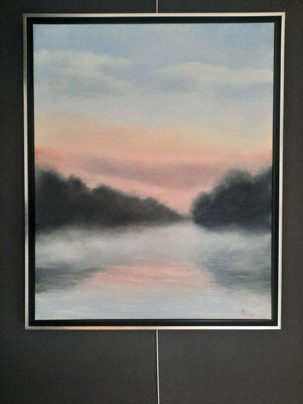 brume matinale (Jessica Fleurentin)