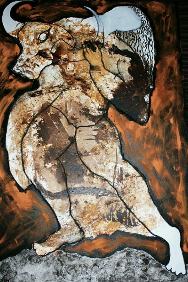 Gilgamesh (Pascale Henrion-Chaffoteaux)
