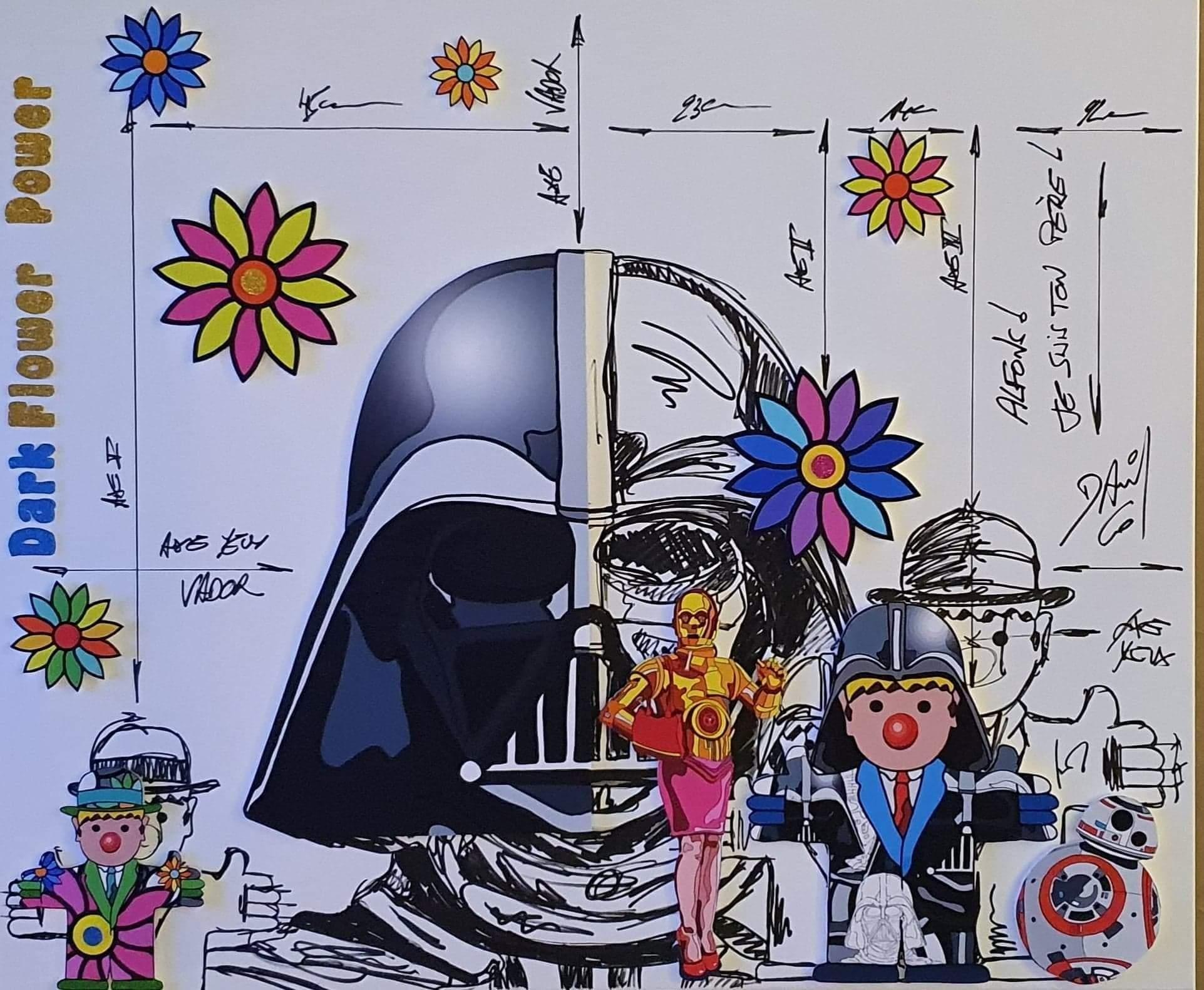 Dark flower power (David C.)