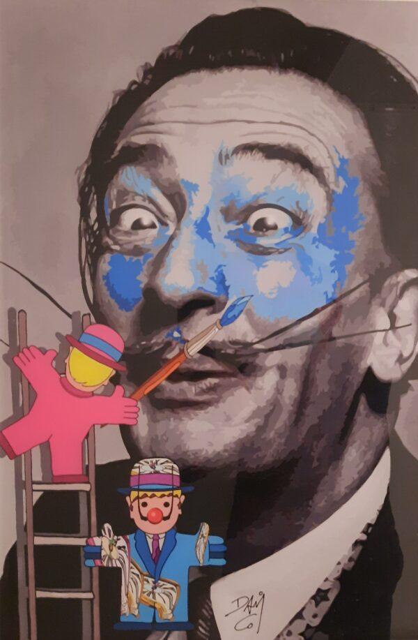 Alfons peint (Dali)
