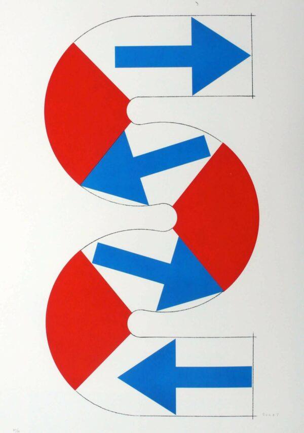 Flèche bleue (Kumi Sugaï)
