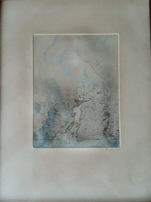 Hommage à Marcel Duchamp (Max Ernst)