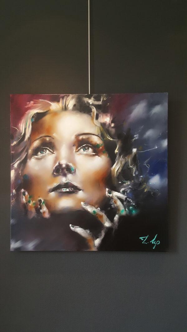 L'ange (Marlène) (Thierry Podvin)