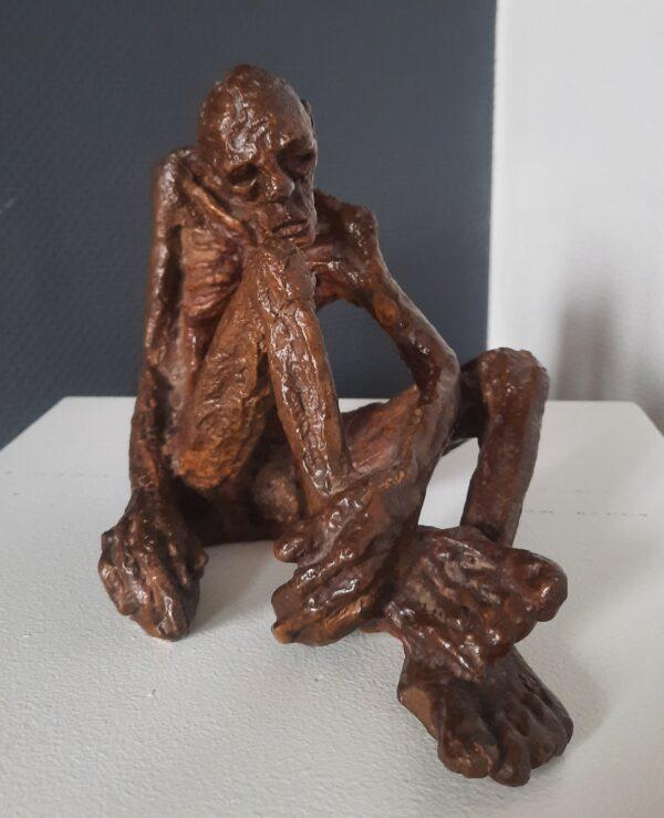 Homme assis (Paul Maulpoix)