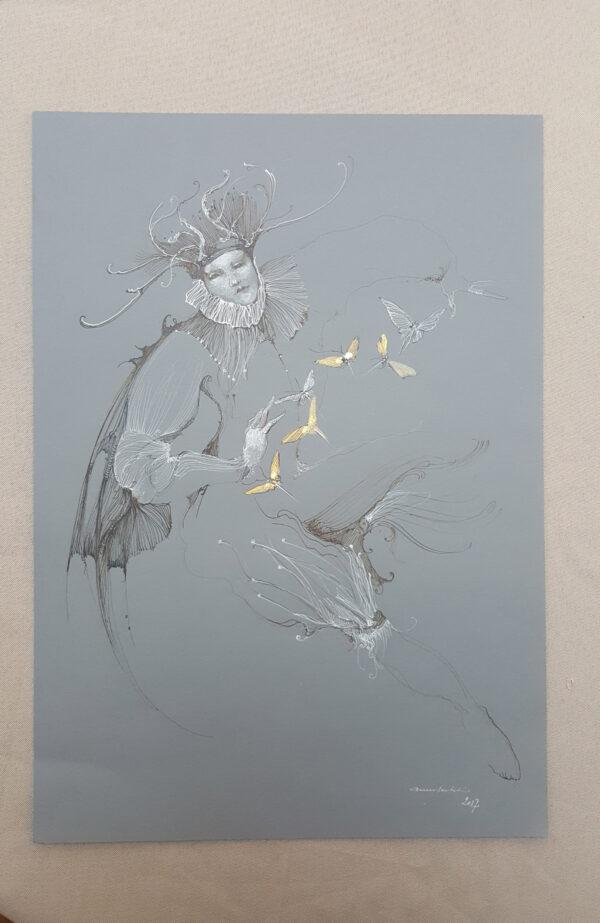 Saltimbanque (Anne Bachelier)
