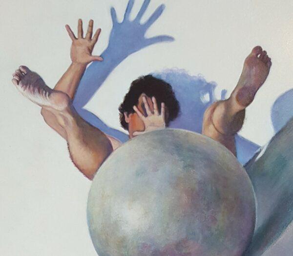 Wrecking ball - (Wouter Berns)
