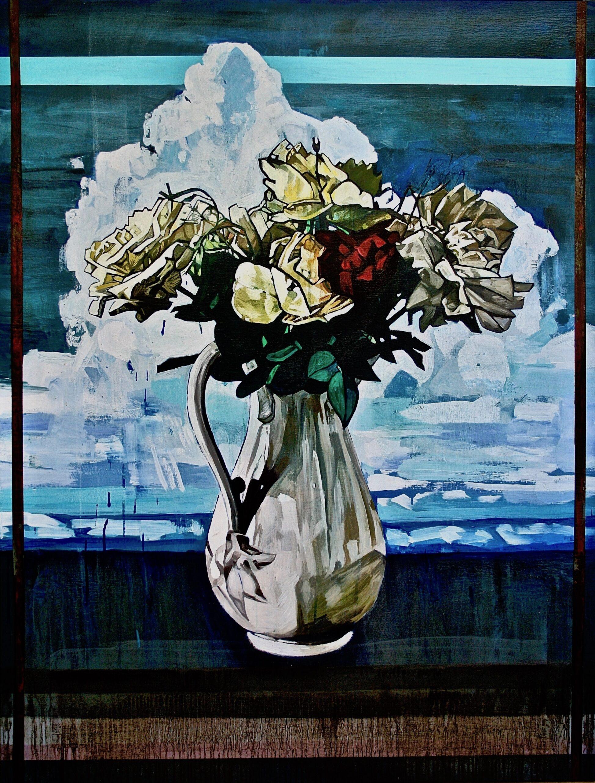 Fleurs 2 Patrick DELAUNAY