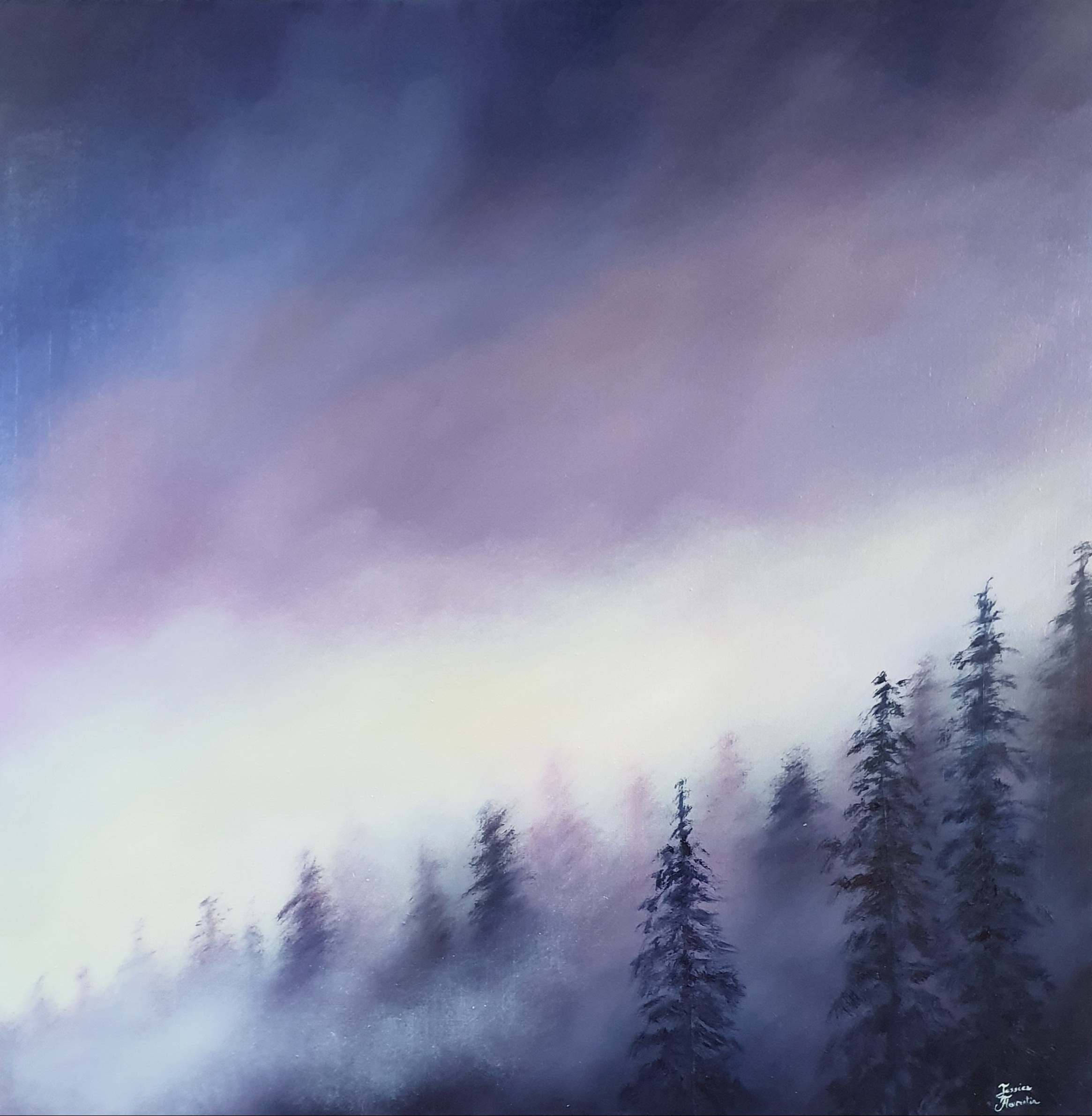 horizon brumeux (Jessica Fleurentin)