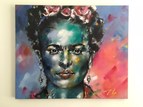 Frida Kahlo Thierry Podvin