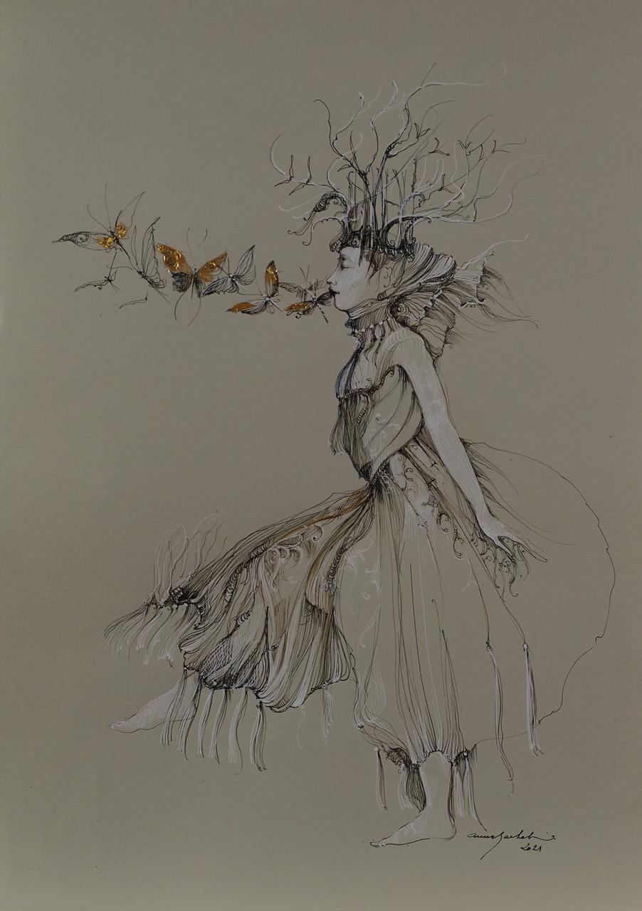Papillons Anne Bachelier