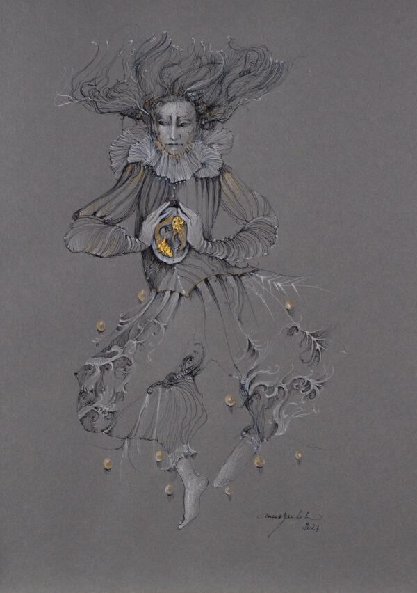 Poissons Anne Bachelier