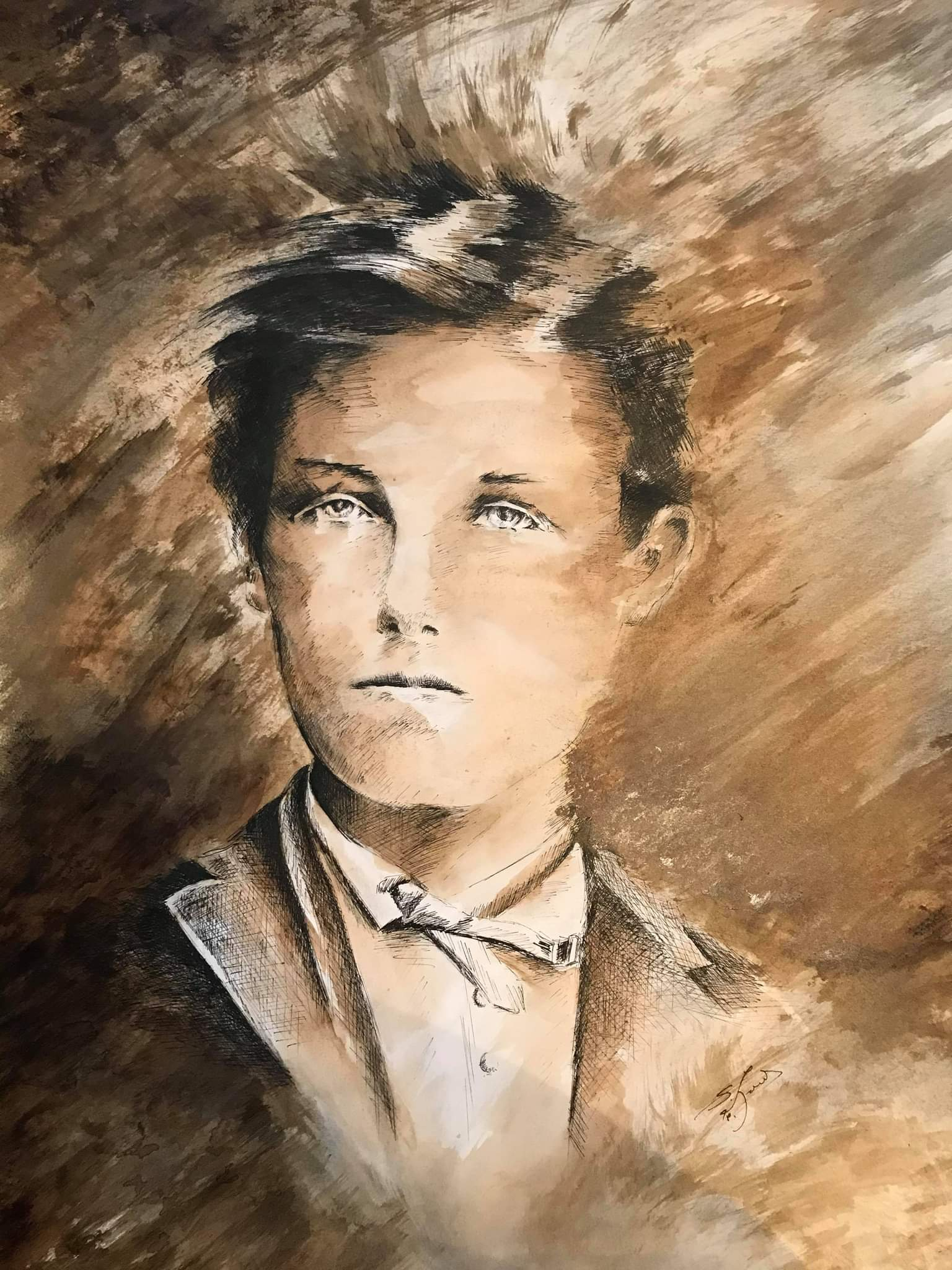 Rimbaud Sylvie Le-Treut