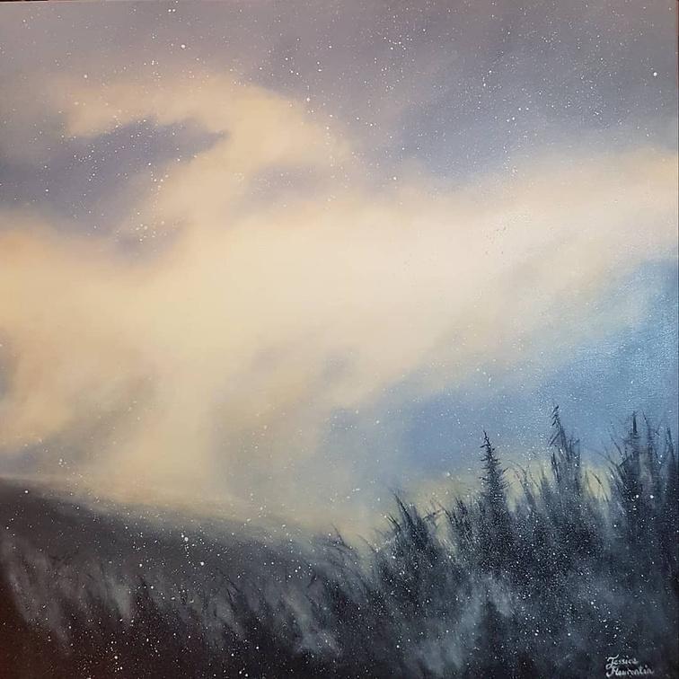 Lumière d'hiver Jessica Fleurentin
